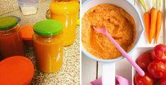 Detská výživa 5-krát inak - Receptik.sk Ice Cream, Desserts, Food, Sherbet Ice Cream, Meal, Deserts, Essen, Hoods, Dessert