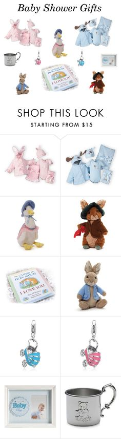 """Baby Shower Gift Ideas"" by woodensoldier on Polyvore featuring Blue Nile"