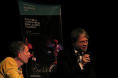 Clase Magistral de Heidi y Rolf Abderhalden (Directores y autores, Colombia) - Invitado especial: Antanas Mockus - Panorama Sur 2013 - MALBA