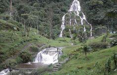 Paisajes naturales y lugares turísticos en Colombia