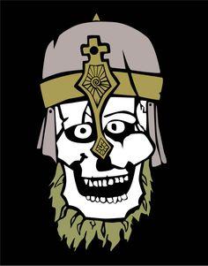 Just skull