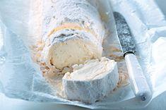 Pusinková roláda s vanilkovou šlehačkou