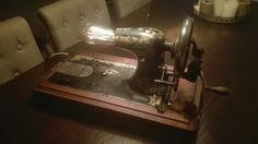 Gewoon leuk om te maken van een oude naaimachine
