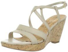 $45.00-$45.00 Bandolino Women's Nefaria Wedge Sandal -  http://www.amazon.com/dp/B006ZIV26C/?tag=icypnt-20