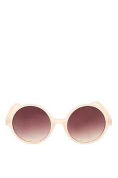 LOLLY Round Sunglasses