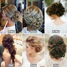 Hair ideas #cute #quinceanera #hair #lovely #beautiful #quince