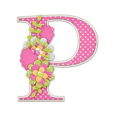 Buchstabe / Letter P