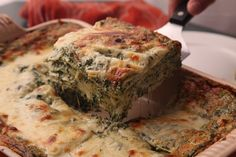 The Food Lab: How to Make The Ultimate Creamy Spinach Lasagna