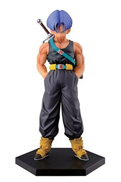 "Banpresto Dragon Ball Z 5.9"" Trunks Figure Banpresto…"