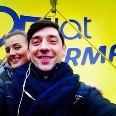#KOVALCZYK rmf.fm  W Krakowie mega mgła, a my od rana pracujemy w RMF FM. Nagrania projektu specjalnego razem z Paulina Grochowska. Szczegóły wkrótce!