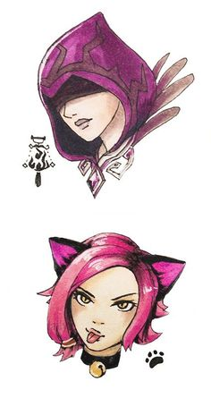 Seris and Maeve portraits Paladins Overwatch, Paladins Game, Paladins Champions, Character Art, Character Design, Pokemon, Fantasy Characters, Fictional Characters, Cosplay