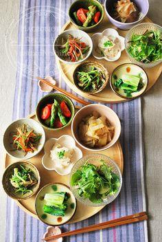 季節を楽しむ小鉢料理