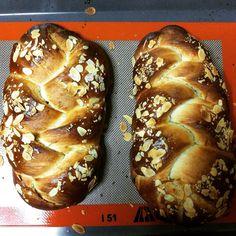 Τσουρέκια (Greek Easter Bread)
