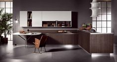 Rossana cucine HD23, Bollitore Thema by Serafino Zani