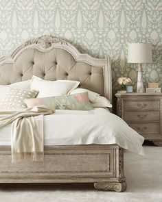 So excited, this beautiful bed is on order!. Magnolia Manor King ...
