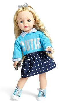Girl's Madame Alexander 'Cutie' Collectible Doll (18 inch)