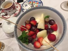 Moroccan Breakfast | Petit déjeuner marocain | Ontbijt in Marokko