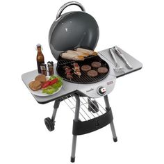 This electric grill features 320 sq. of cooking area on a porcelain grilling grate. of cooking area on a porcelain grilling grate. Perfect grill for smaller areas, deck, patio or balcony. Best Electric Grill, Char Broil Electric Grill, Char Broil Grill, Gas Barbecue Grill, Best Gas Grills, Outside Grill, Infrared Grills, Kitchen Grill, Built In Grill