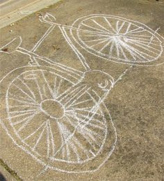 Shadow Drawings~I Am Always Looking For Something Fun To Do With My Grandson