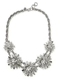 Stardust Statement Necklace | Banana Republic