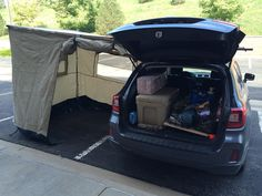 Anybody car camping? Need an air mattress recommendation. - Page 4 - Subaru Outback - Subaru Outback Forums