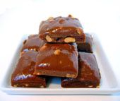 Peanut Butter Toffee Candy Recipe