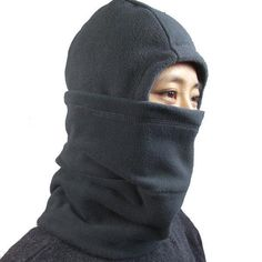 Winter Protection Masked Cap Windproof Fleece Face Guard Mask    eBay Belize, Ghana, Sri Lanka, Sierra Leone, Seychelles, Mongolia, Georgia, Motorcycle Face Mask, Korea