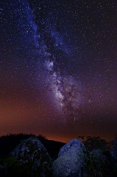 Milky Way – Calheta, Madeira Islands, Portugal