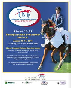 USHJA Championships