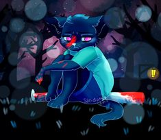 Mae | Night in the Woods by sar-donyx Mae Borowski, Night In The Wood, Dark Thoughts, Anime Furry, Old Shows, Dark Souls, Furry Art, Art Tutorials, Paper Dolls