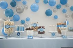 Must see note published brown baby shower candy table set sayings up images candy table ideas Baby Shower Cakes, Deco Baby Shower, Pop Baby Showers, Baby Shower Table, Boy Baby Shower Themes, Baby Shower Gender Reveal, Shower Party, Baby Shower Parties, Baby Boy Shower