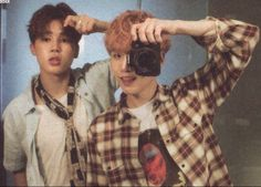 no matter how cute jikook is, yoonmin just belongs together