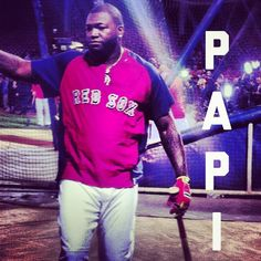 David Ortiz Big Papi Boston Red Sox