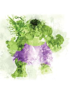 the Hulk  A3 poster by MadeForHomeee on Etsy, $18.84 super hero room!