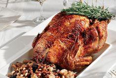 γεμιστή γαλοπούλα συνταγη Turkey Stuffing, Greek Beauty, Food Categories, Greek Recipes, Greek Meals, Cooking Time, Food And Drink, Menu, Dishes
