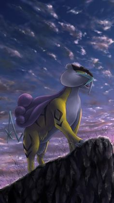 Fan Art of Raikou for fans of Raikou 23156932 Pokemon Fan Art, Pokemon Dragon, Ash Pokemon, Pokemon Memes, Pokemon Cards, Pokemon Legal, Dragons, Pokemon Collection, Caricatures
