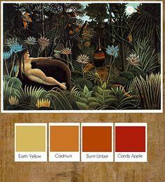 The Dream   Henri Rousseau