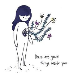 Just because they're hidden in your shadow doesn't mean they're not there. Have faith in your own goodness... #enneagram4