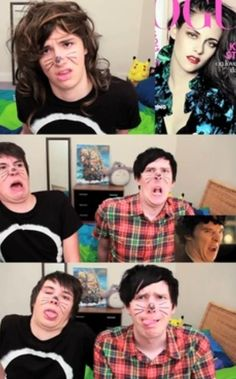 Dans and Phil  #otp