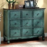 Found it at Wayfair - Cyanne Accent Chest Cost: $499.99. Such great details on this chest. Love. #HomeDecor