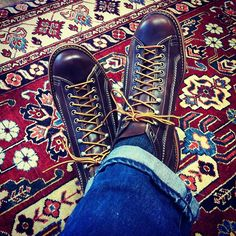 My newest work boots - Thorogood Horsehide 1892 Collection
