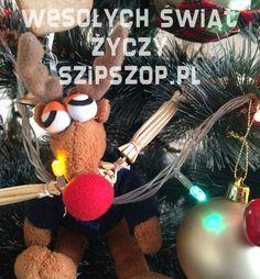 Przybywamy z życzeniami:) Wszystkim dzieciom i ich rodzicom życzymy wspaniałych Świąt i wymarzonych prezentów.   https://www.szipszop.pl