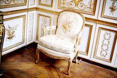 Marie Antoinette's private apartment