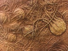 """""""@robertclarkphoto """"Uintacrinus is an extinct seafaring crinoid from the Cretaceous Era found in Kansas. Its odd discovery location suggests a massive…"""""""