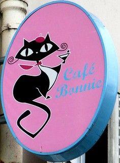 Café Bonnie, Paris     ᘡղbᘠ