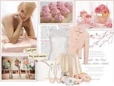 """""""Sweet Cupcake"""" by yully-yuli ❤ liked on Polyvore"""