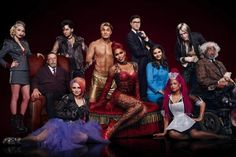 rocky horror picture show 2016 | The new, live version of The Rocky Horror Picture Show will air on FOX ...