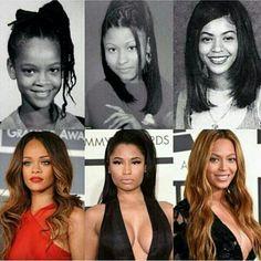 Follow @badgalronnie Black Girls Rock, Black Girl Magic, Beautiful Black Women, Beautiful People, Rihanna Nicki Minaj, Divas, Nicki Minaj Pictures, Photo Star, Bff