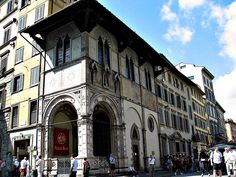 Firenze Loggia del Bigallo