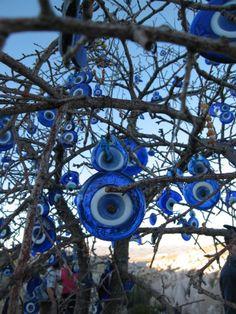 amulet olho turco